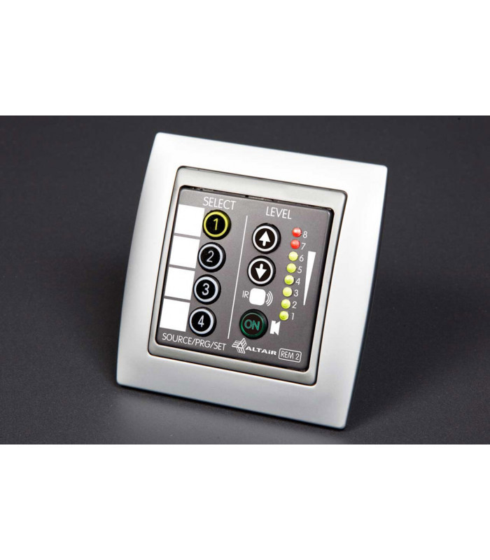 Altair REM 2 - Remote control for MAP units - VISUALS e-shop on