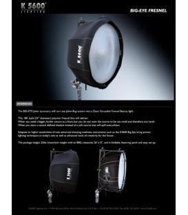 K5600 Big-Eye - Polymer Fresnel Lens Willdeliver
