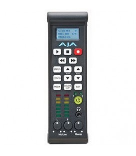AJA KI-PRO-MINI - Ultra-Portable 10-bit 4:2:2 Flash Disk Recorder