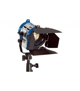 Arri L3.79200.B - Arri 300 Plus Man Blue/Silver Tungsten Fresnel Lights