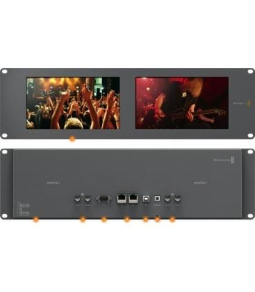 Blackmagic BM-HDL-SMTVDUO2 - SmartView Duo 2