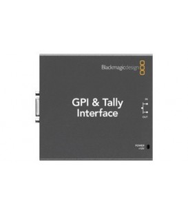 Blackmagic BM-SWTALGPI8 - ATEM GPI & Tally Interface