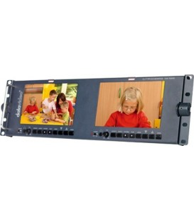 Datavideo 2100-0703 - TLM-702HD - 2 x 7Inches HD/SD TFT LCD Monitor