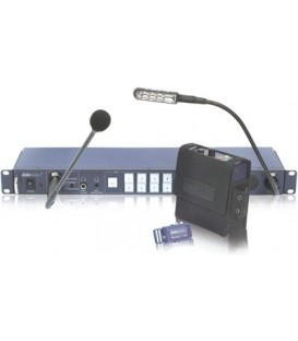 Datavideo 2205-2012 - MC-2 - LR Gooseneck microphone for ITC-100