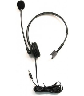 Datavideo 2205-2013 - MC-1 - Standard One Ear Headphone with mic.
