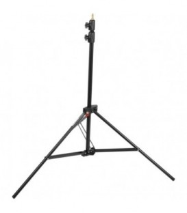 Manfrotto 1005BAC - Alu Ranker Air-Cushioned Light Stand (Black, 9')