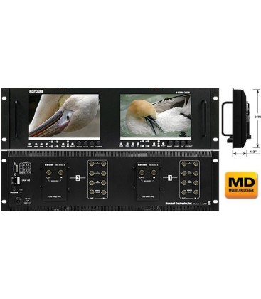 Marshall V-MD702-3GSDI - LCD Monitor