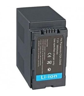 Panasonic VW-VBG6E-K - Li-Ion battery - Old Version