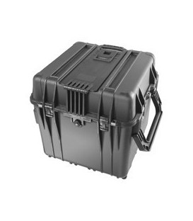 Pelicase 0340-000-110E - Cube Case black with foam