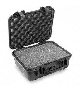 Pelicase 1400-000-110E - Protector case with foam, black