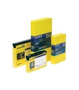 Sony BCT124SXLA - 124-Minute Betacam SX Video tape, Large