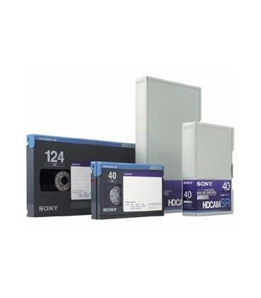 Sony BCT40SR3 - HDCAM SR Video tape, Small