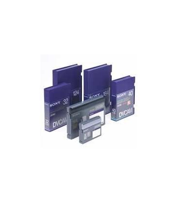 Sony PDV124N3 - DVCAM for HDV Tape