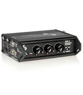 Sound-Devices HX-3 - Stereo Headphone Amplifier