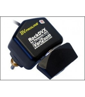 Varizoom VZ-ROCK-DVX - Compact Rocker Zoom Controller for Panasonic