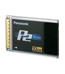 Panasonic AJ-P2E032XG - Memory Card