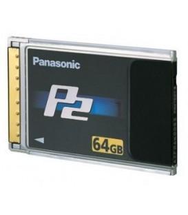 Panasonic AJ-P2E064XG - Memory Card