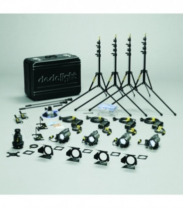 Dedolight KA1M - Master 100W Halogen Kit