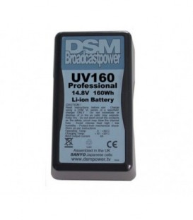DSM UV160 - Lithium ion Video Battery