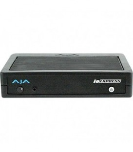 AJA Io Express - PCIe - Express interfaces for MAC and PC