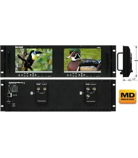 Marshall V-MD72-3GSDI - 3GSDI Modular Rack Mount
