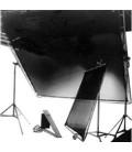 Matthews 309082 - Black Double Scrim 1.8 x 1.8 (m)