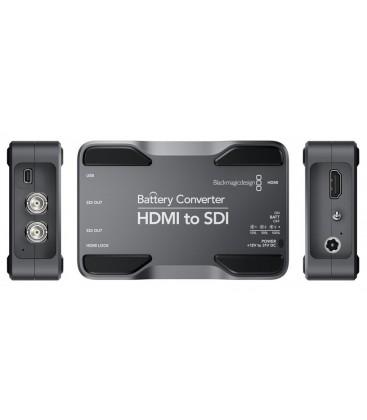 Blackmagic BM-CONVBATT-HS - Battery Converter HDMI-SDI - Rent Only