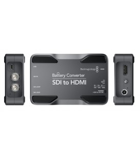 Blackmagic BM-CONVBATT-SH - Battery Converter SDI-HDMI