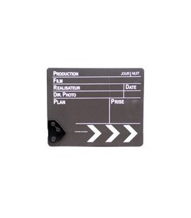 Panavision RE100 - Clapperboard ALGA 26x12mm