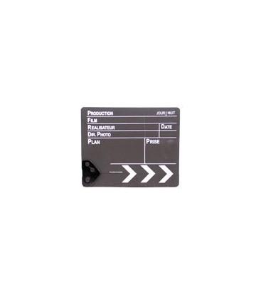 Panavision RE100 - Clapperboard ALGA 26x12mm