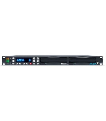 digital denon professional rack recorder dn mount products angle