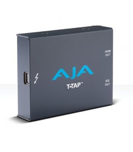 AJA T-TAP - HD/SD SDI connectivity supports