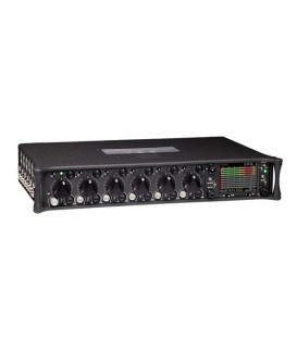 Sound-Devices 664 - Six-Channel Portable Production Mixer/Recorder