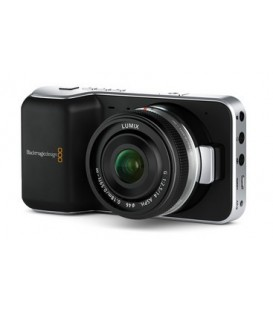 Blackmagic BM-CINECAMPOCHDMFT - Pocket Cinema Camera (Body only)