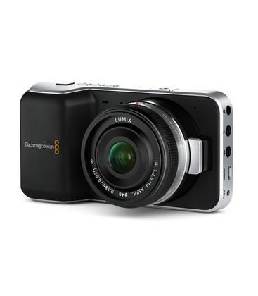 Blackmagic BM-CINECAMPOCHDMFT - Pocket Cinema Camera (Body only)