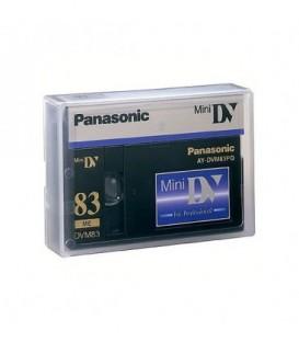 Panasonic AY-DVM83PQ - Mini DV Tape (83 Min)