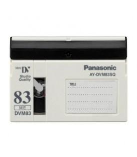 Panasonic AY-DVM83SQ - Mini DV Tape (83 Min)