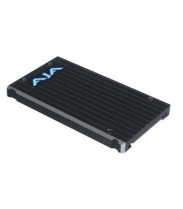 AJA PAK256-R2 - 256GB SSD module, HFS+