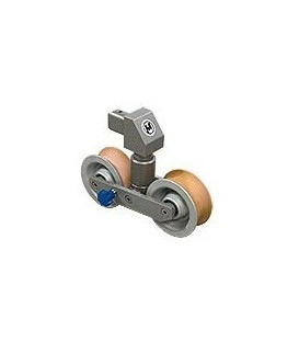 Movietech 7532-0SET - Set of track wheels for crane dolly CD7