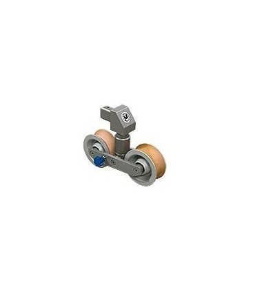 ABC 7532-0SET - Track wheels set for CD6