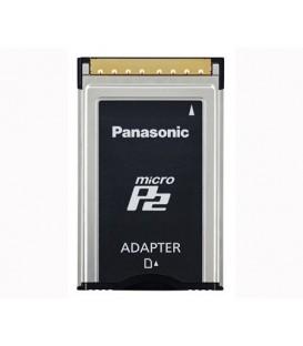 Panasonic AJ-P2AD1G - Micro P2 Adapter