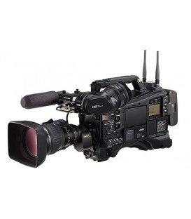 Panasonic AJ-PX5000G - 2/3in AVC-ULTRA microP2 HD camcorder