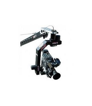 Movietech 8416-02 - Remote Head Alex digital, for one man control