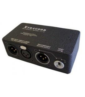 CableTechnique CT-XG12ST - XTRAGOOD 1 x 2 XLR-5 Stereo Microphone Splitter