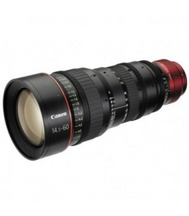 Canon CN-E 14.5-60mm T2.6 L SP - Super wide angle cinematographic zoom lens (PL-Mount)