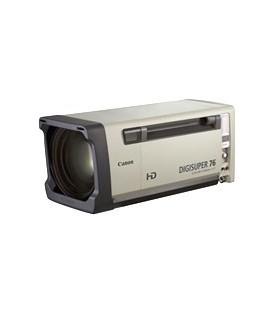 Canon DIGISUPER 76 XS w/EDFS - Lens w/Economical Digital Full servo kit