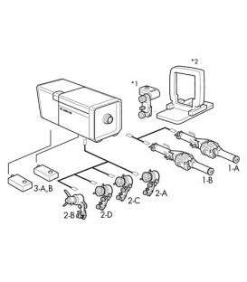 Canon FDJ-D02 - Focus demand inluding servo cable