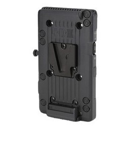 IDX P-V2C - V-Mount Blank Plate (Available for 3rd Party integration)