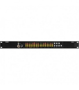 Marshall AR-DM21-B - Audio Rack 1RU 16ch Tri-Color Bar Graph FPGA - Discontinued