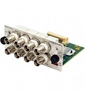 Marshall ARDM-AES-BNC - 4 Unbalanced (BNC) AES/EBU Inputs